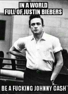 40 Cool Pics of a Young Johnny Cash in the and Early ~ vintage everyday Music Is Life, My Music, Johnny Cash Quotes, Johnny Cash Lyrics, Musica Country, Quotes To Live By, Life Quotes, June Carter Cash, Johnny And June