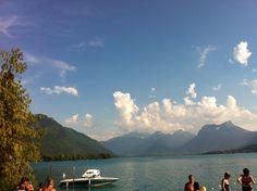 Lac d Annecy (talloires 74)