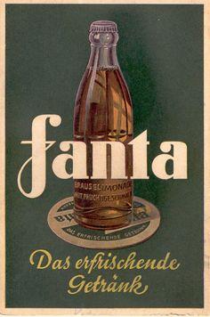 Fanta Germany 1935