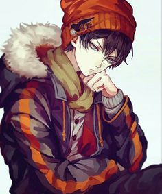 """I slightly look over at you, you seem like you are shivering. """"Are you cold?"""" I say as I take off my jacket. You look over at me, """"n-no you dont have to-"""". You said as you started waving your hands around. I put my jacket around you..{to be continued}"""