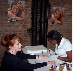 #Manicures at one of our #Manhattan #Spa #Parties
