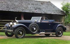 1926 Rolls-Royce 40/50 HP Silver Ghost Playboy Deluxe Roadster