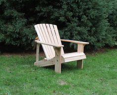 San Juan Adirondack Chair