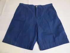 Men's Tommy Hilfiger 7845132 Kings Blue 404 shorts casual 32 W slim fit NEW