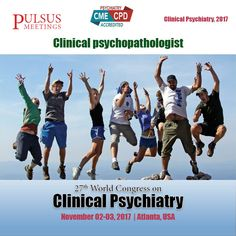 The fourth track of the Psychiatry congress is on Clinical psychopathology is the scientific study of #mental disorders, including efforts to View their genetic, biological, psychological, and social causes.