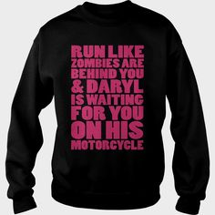 Run Like Zombies Are Behind You, Order HERE ==> https://www.sunfrog.com/Funny/Run-Like-Zombies-Are-Behind-You-SweatShirt-Black.html?6789, Please tag & share with your friends who would love it , #birthdaygifts #renegadelife #superbowl