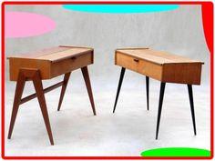console bureau vintage design scandinave - Console Bureau Design