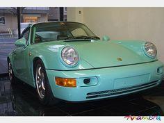 Porsche 964RSCS with Mint Green