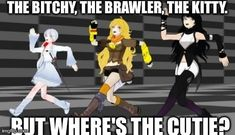 DeviantArt: More Like RWBY meme 6 by Amora117