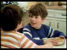 Life cereal commercial -- He likes it, hey Mikey! I really love this commercial. I still repeat it today. 1970s Childhood, My Childhood Memories, Best Memories, School Memories, Old Commercials, Commercial Ads, Tv Ads, I Remember When, Old Tv Shows