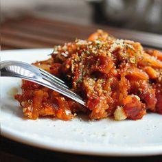 Shirataki Noodle Recipes: The No-Carb Pasta.  http://www.huffingtonpost.com/2012/09/28/shirataki-noodle-recipes_n_1919696.html