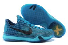 best sneakers abdba a1c5d Kobe 10 X Blue Lagoon Black Vapor Green 705317 403