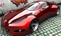 Peugeot Prana Concept