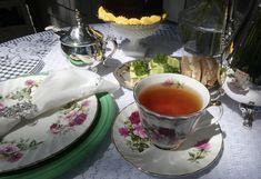 Tea Blog, My Tea, Tea Time, Tea Cups, Tableware, Dinnerware, Tablewares, Dishes, Place Settings