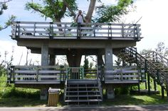 Taitung Forest Park Forest Park, Taiwan, Gazebo, Outdoor Structures, Travel, World, Traveling, Viajes, Deck Gazebo