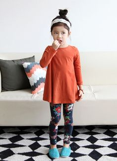 I <3 J. Korean Kid's Fashion.