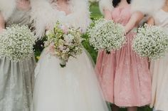 / Pin curated by Pretty Planner Weddings & Events www.prettyplannerweddings.com /Pretty Pastel Shades and Ostrich Feather Glamour: A 1950s Rock n Roll Inspired Bride | Love My Dress® UK Wedding Blog
