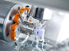 Carving-Mode - Up to 60% faster processing of glass & hybrid ceramics