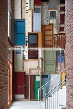 Doors, Piet Hein Eek