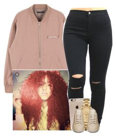 """""""When you don't care anymore ✌️"""" by melaninmonroee ❤ liked on Polyvore featuring Incase and Lacoste"""