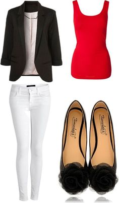 A chic office outfit may be a smart combination of basic staples we all have in our wardrobe.