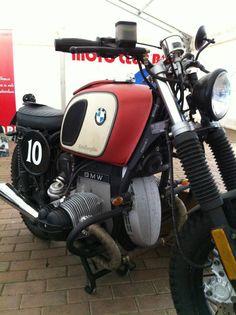 Motorecyclos Brumbrum BMW caféracer
