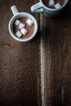 Delicious hot chocolate. Add a shot of TOMS Carpe Diem espresso to give it a kick.