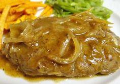 Image: Gluten Free Salisbury Steak