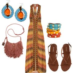 honeymoon attire  (This looks perfect for me, The Bride. Totally my style and perfect for Jamaica!)