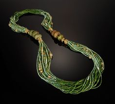 ~~Gone Green Necklace by Vicki Eisenfeld~~