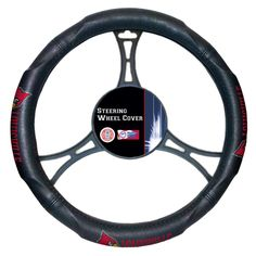 Louisville College Steering Wheel Cover