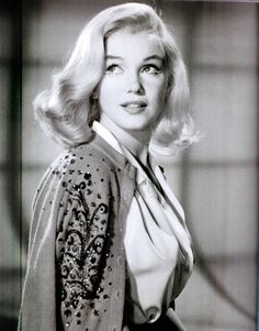 Marilyn Monroe, The Misfits, 1960.