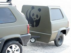 1000 images about fiat panda 4x4 on pinterest fiat for Panda 4x4 extreme