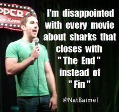 Sharknado was pure art...