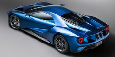 Ford GT Makes 630 Horses, According to Forza Motorsport 6