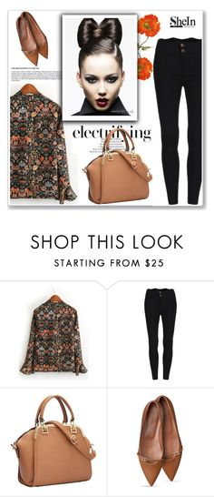 """""""SheIn"""" by amra-mak ❤ liked on Polyvore featuring women's clothing, women, female, woman, misses, juniors and shein"""