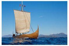 Viikingit olivat kokeneita merenkulkijoita.