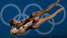 Team GB divers