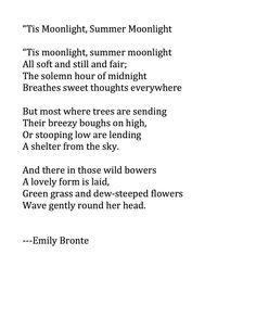 Emily Bronte :)
