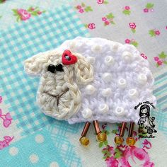 I wish you nice Easter:-) My new Free pattern for you. Enjoy it!:-)