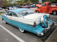 1956 Ford Fairlane Crown Victoria | Flickr - Photo Sharing!