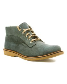 Vintage Shoe Company Men's 'Jerry' Canvas Chukka Boot