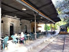 Estación de tren de Cabra. #VíaVerde #CaminodeSantiago Mozárabe de Santiago. Ruta del Aceite
