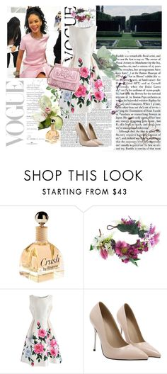 """Close To You"" by hiddensoulmemories ❤ liked on Polyvore featuring Rock 'N Rose, Chicwish, Dolce&Gabbana, men's fashion and menswear"