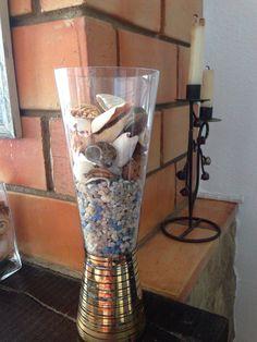 Shells Portugal, Shells, Vase, Home Decor, Conch Shells, Decoration Home, Room Decor, Seashells, Sea Shells