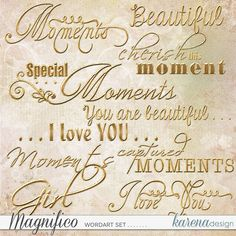 You Are Beautiful, Love You, My Love, Main Page, Digital Scrapbooking, In This Moment, Shop, Collection, Design