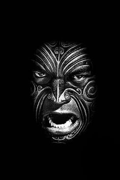 New Zealand Rugby - All Blacks! Best Rugby Team in The World All Blacks Rugby Team, Nz All Blacks, Maori All Blacks, Maori Face Tattoo, Maori Tattoos, Rugby Tattoos, Tomie Ohtake, New Zealand Rugby, Zealand Tattoo
