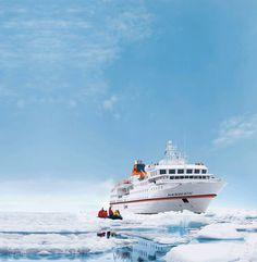 MS Hanseatic: spedizione nel Passaggio a Nord Est completata!