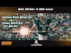 HBCU Football: Jackson State University vs Tulane University (playlist)