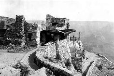 Mary Colter: Storytelling through Architecture, Lookout Studio, South Rim, Grand Canyon National Park.